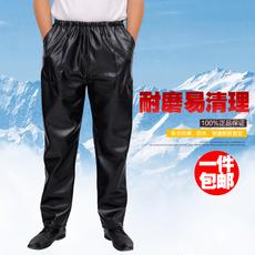 Кожаные брюки Others 2017 PU