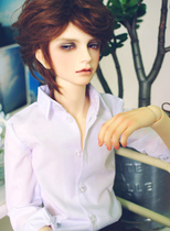 3 SD BJD dolls bjd boys ferritic soseo three points sending eye lashes