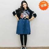 Джинсовое платье №41935640520