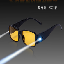 Sales promotion of multi-functional presbyopic glasses with lights