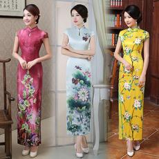 Платье Ципао Yijia Hong 6113 2016