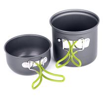 Single camping Cookware DS-101 Cookware outdoor Cookware Cookware Set ultra light portable Cup