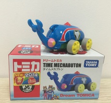 Куклы/ украшения/детали Tomica Dream TIME MECHABUTON