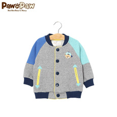 Children's sweatshirt Paw in paw pbjm71211k