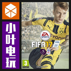 Компьютерная игра PC Origin FIFA17 EA
