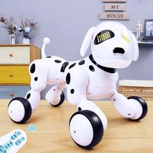 子供のおもちゃの少年のシミュレーションスマートな電気リモートコントロールロボットの犬の子犬は話すために歩く4歳の歌とダンス