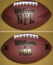 Мяч для регби Genuine Wilson -NFL