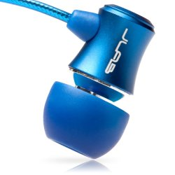 凑单品,JBuds J3 Micro Atomic In-Ear Earbuds Style Headphones with Travel Case