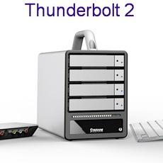 Дисковый RAID-массив Stardom ST4-TB Thunderbolt