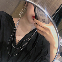 Advanced French net red Earrings 2019 new fashion Korean exaggerated large earrings female long temperament Earrings