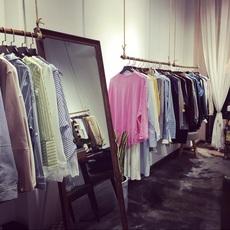Кольца Шпагаты вешалки магазин винтажной одежды
