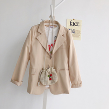 Suit early autumn new Korean printing small suit