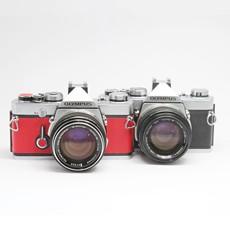 SLR-камера Olympus 98 OM-1 OM1+50/1.8