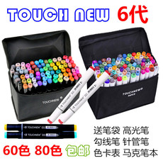 Фломастеры Touchnew T6/60/72/80 Touch New 60