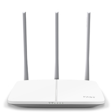 Second hand fast fwr310 300m home wireless router through the wall King fiber broadband intelligent high-speed WiFi