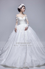 Wedding dress hs019 2016