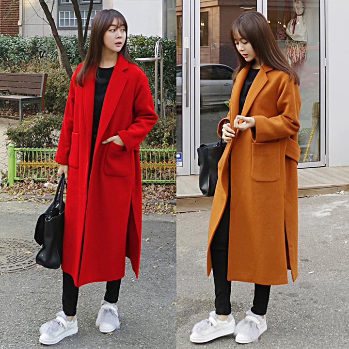 Длинное Пальто Женское Купить