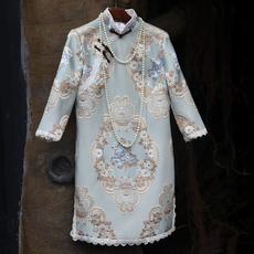 Платье Ципао 002