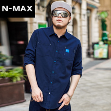 Рубашка мужская N/max 6nc159 NMAX