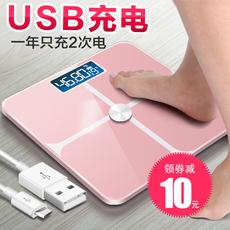 Электронные напольные весы Тысячелетия выбран USB