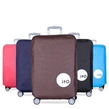 Wear-resistant Oxford cloth suitcase, bag cover, suitcase protective sleeve 22 inch 20 inch non-woven code box puller