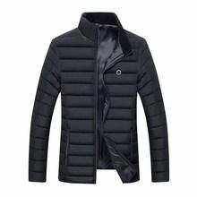 New thickened Korean slim down cotton padded jacket