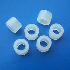 Шпилька крепежная Круглый пластиковый пропуск-через пробки