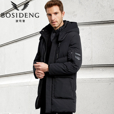 Men's down jacket Bosideng b1601241 2016