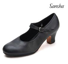 Обувь для джаза Sansha 1 Flamenco