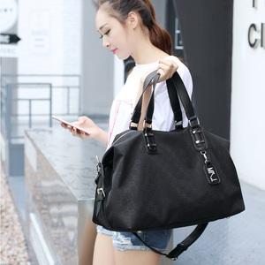 短途旅行包女手提健身包行李袋出差男包韩版大容量登机包旅游包包手提包旅行