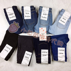 Jeans for women Acne Skin5 Deep