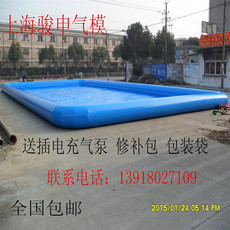 Inflatable pool Jun Shen inflatable products