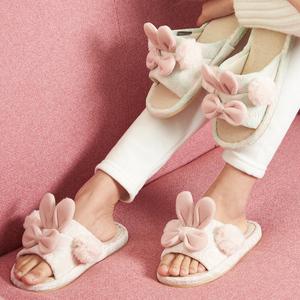 情侣棉麻拖鞋女夏季室内居家防滑可爱厚底一家三口儿童亚麻家居鞋棉拖鞋