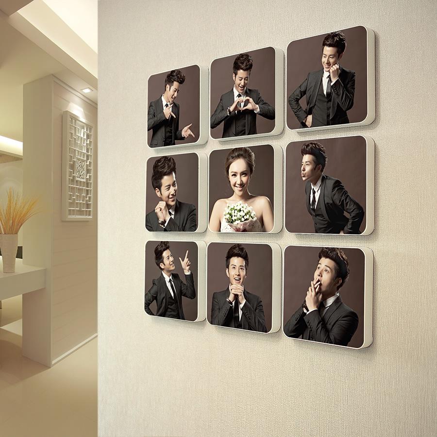 「九宮格婚紗 韓國」的圖片搜尋結果