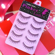 PINKCC is naturally thick, short, hard, black, stout, crossed, pointed, short, eyelash, and eyelash.