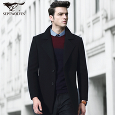 Men's coat The septwolves 1d1670706693 2016