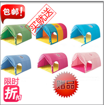 2014 child bed tent play tent tent tent color of IKEA Bed mantle crib products