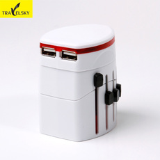 Переходник для розетки Travelsky 13684 USB