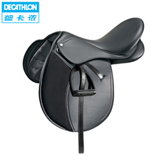 седло для лошади Decathlon 8217691 17.5''