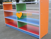Laminate cabinets Cabinet clean Cabinet kindergarten toys toy shelf bookcases locker room partition
