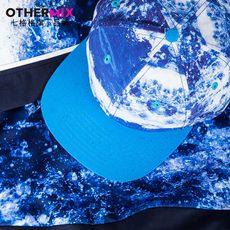 七格格OTHERMIX 海洋系列2014海洋印花鸭舌帽3MY3003E