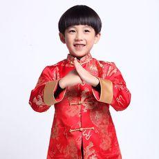 Китайский традиционный наряд для детей Industrial