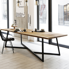 Meeting table Arts and memorable Loft