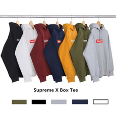 Толстовка Supreme Box Logo