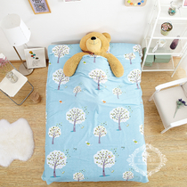 Travel essential artifact portable indoor cotton sleeping bag across the dirty double single cotton Hotel sheets travel health