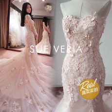 Wedding dress s005 2016