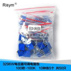 Потенциометр Risym 3296W 100 -100K 10