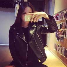 Leather jacket Coco limited ad1015 COCO