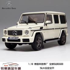 Модель машины Isi 1:18 Benz G500