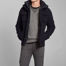 Пальто мужское Abercrombie&Fitch AF Abercrombie Fitch